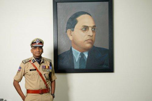 Dr Praveen Kumar IPS- More than VIVEKANANDA
