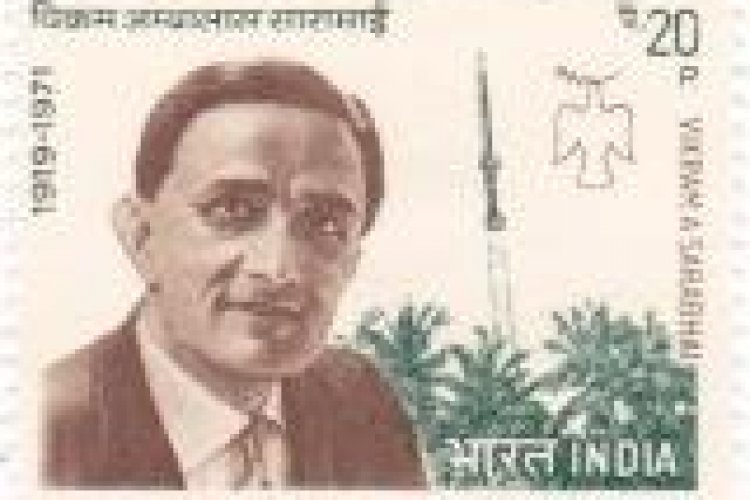 Vikram Ambalal Sarabhai (12 August 1919 – 30 December 1971)