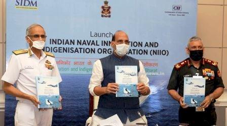 Naval Innovation and Indigenisation Organisation (NIIO)