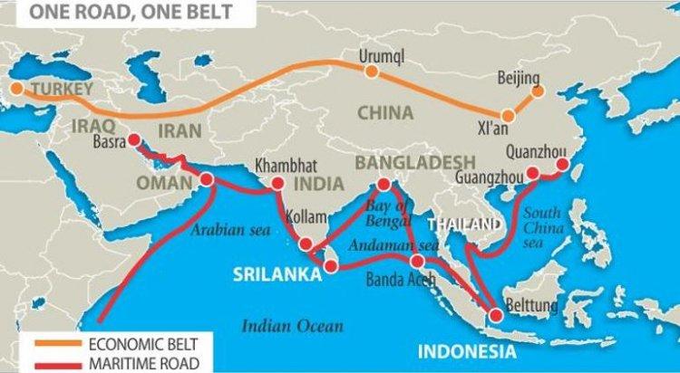 Indo-Pacific Asia