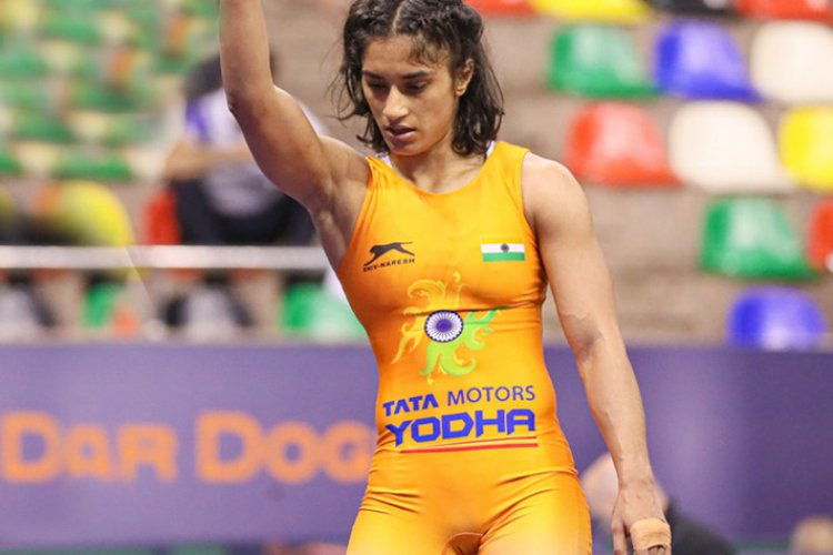 40 day overseas coaching camp sanctioned for Vinesh Phogat in Hungary and Poland under TOPS
