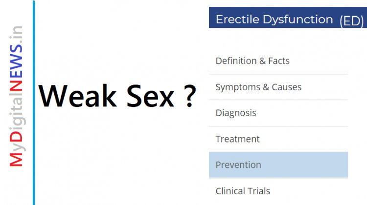 every thing you need to know about Treatment for Erectile Dysfunction