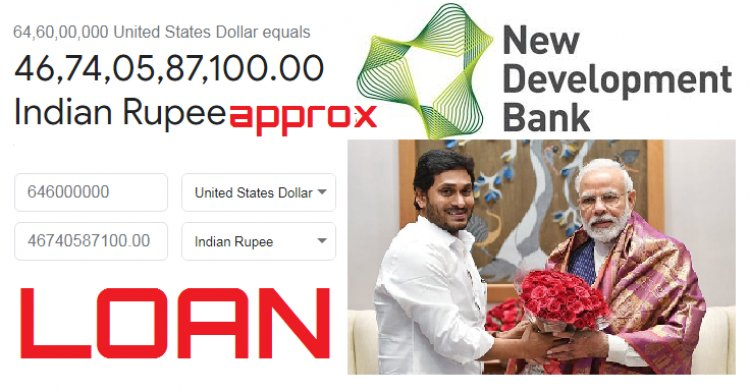 Government of India & NDB sign two loan agreements for USD 646 million for upgrading State Highway Network and District Road Network in Andhra Pradesh
