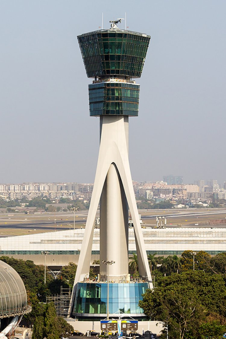 India's Tallest Air Traffic Control Tower -ATC tower