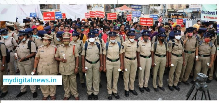 Celebrating International Women's Day: GNT POLICE