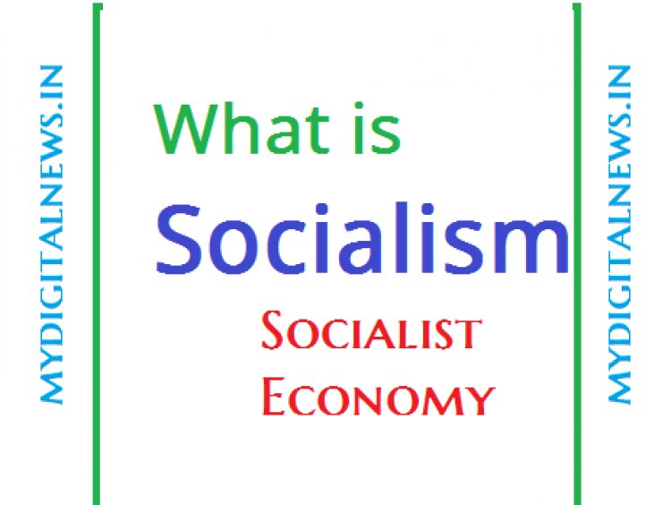 What is Socialism