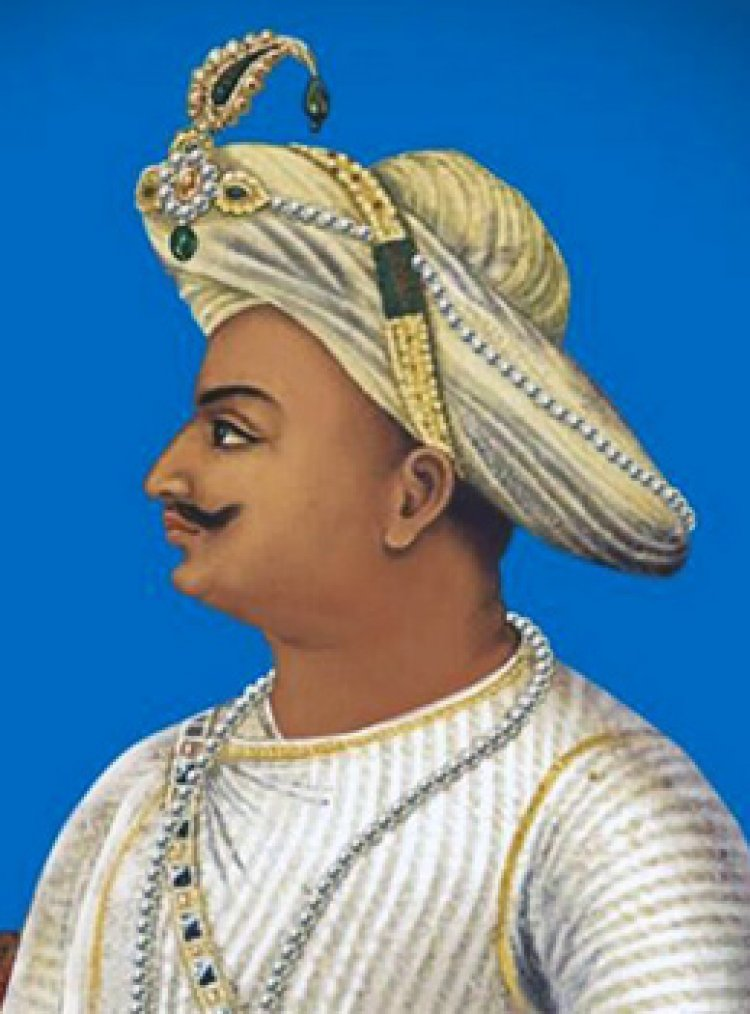 Once an Emperor Now centre of Controversy : Tipu Sultan