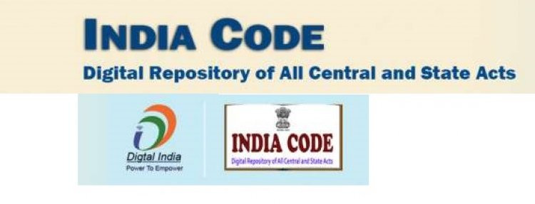 """What is """"INDIA CODE"""": The Next Big thing in Indian System"""