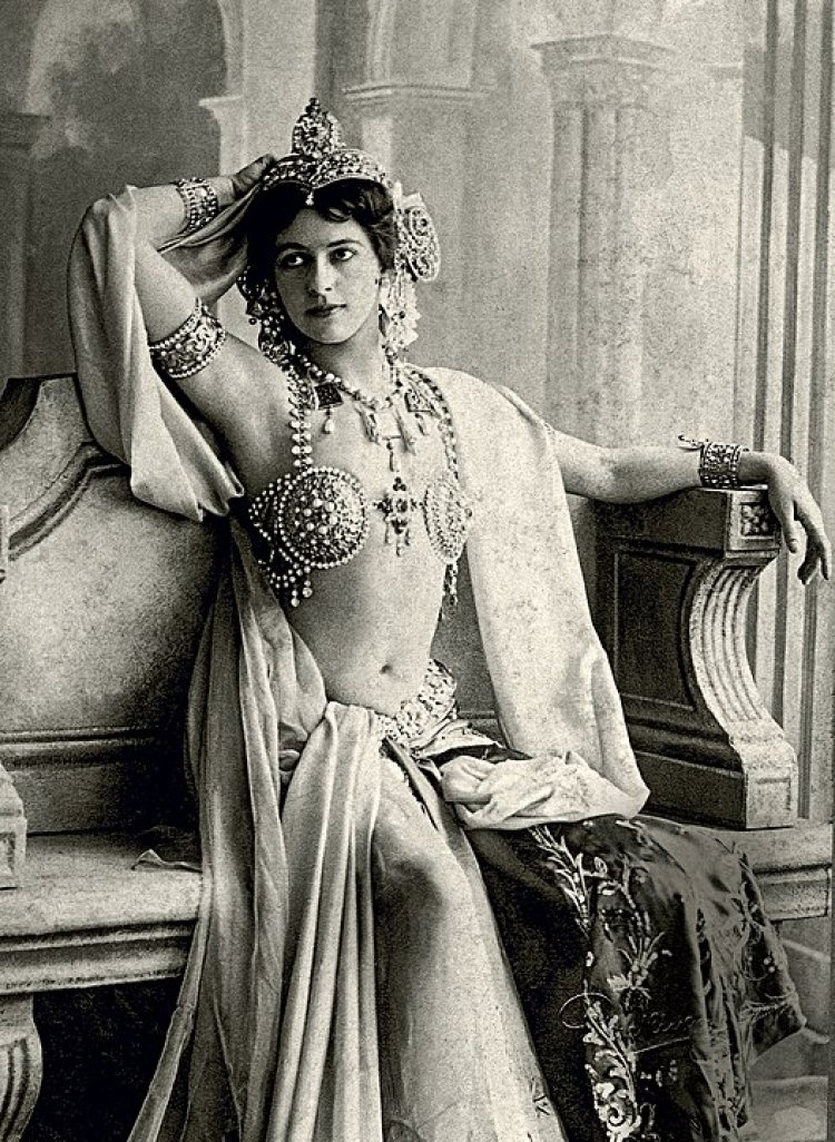 How popular is MATA HARI in the history and present