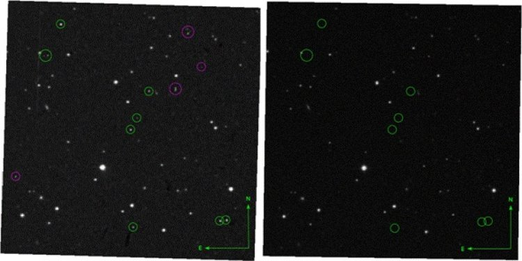 Ministry of Science & Technology: Scientis Find 1 Group of Appearing and Disappearing Stars
