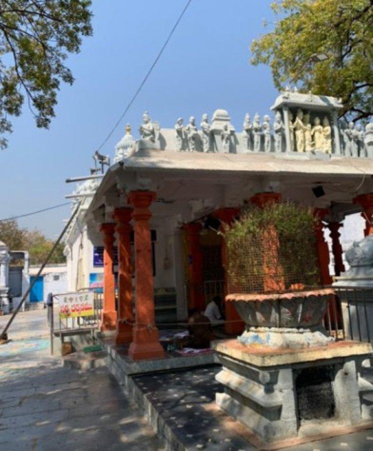 Sri Narapura Venkateswara Swamy vari Temple, Jammalamadugu