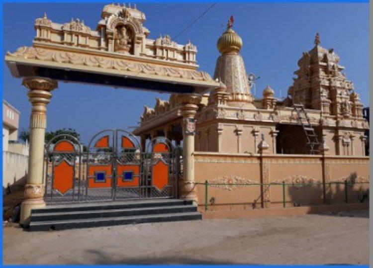 Sri Siddeswara Swamy Vari Temple, Thallapaka TTD 2021