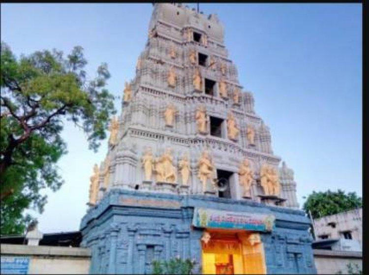 Sri Lakshmi Venkateswara Swamy Vari Temple, Devunigadapa TTD 2021