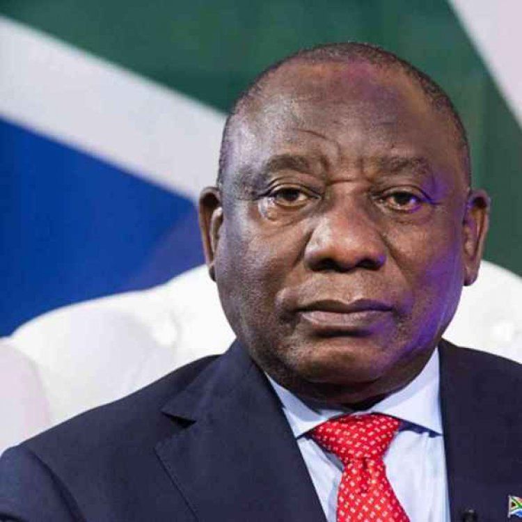 President Cyril Ramaphosa :  violence that has rocked the country was pre-planned, it is as an assault on democracy.