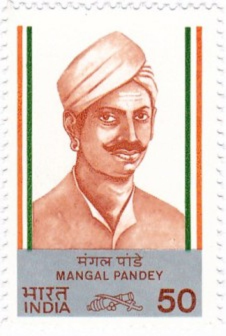 Mangal Pandey : A British Sepoy in BNI of BEIC- turned Freedom fighter