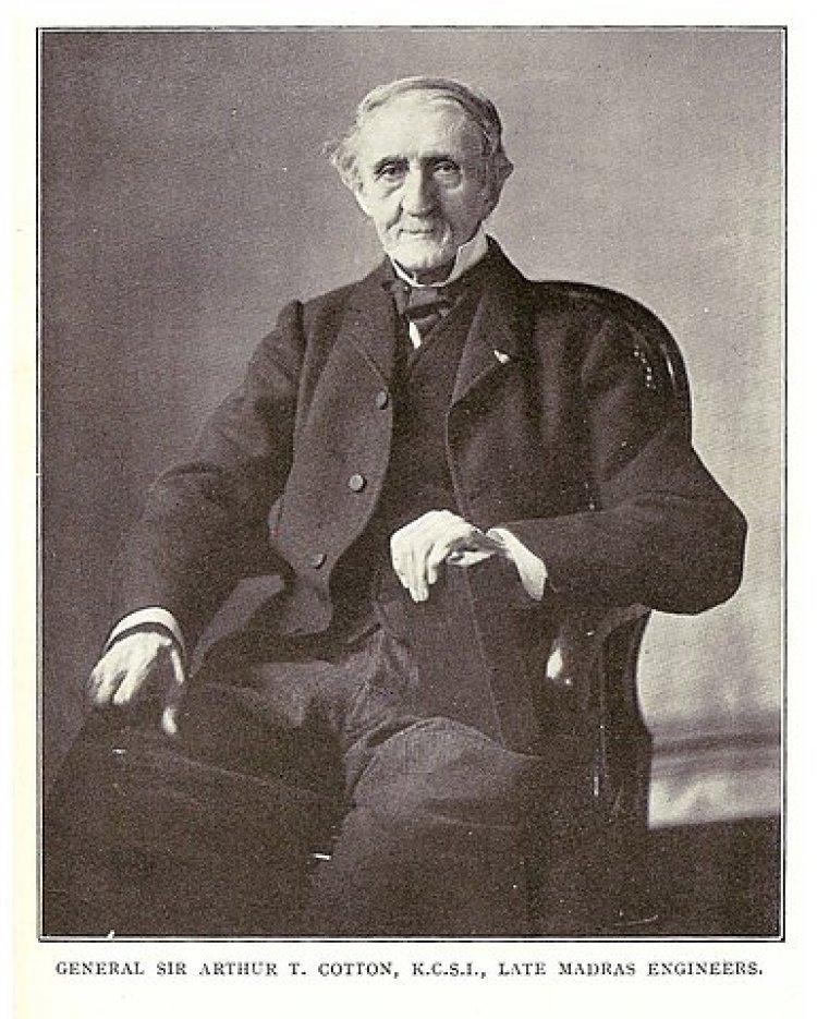 Remembering General Sir Arthur Thomas Cotton KCSI: Bio graphy and Legacy on india@75