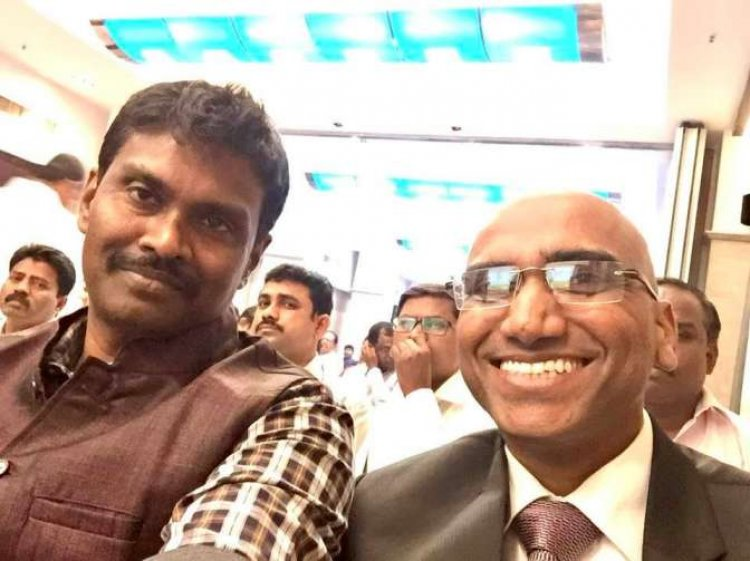 Praveen's decision did not surprise me: Sunil Kumar PV IPS
