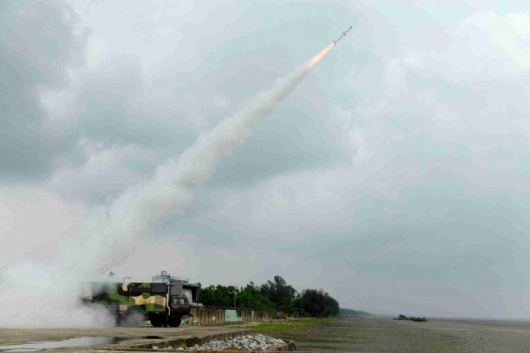 Min. Defence: DRDO successfully flight-tests surface-to-air missile Akash-NG