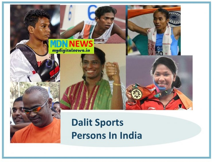 What's Holding Back the Dalit Sportspersons And India Sports Sector?