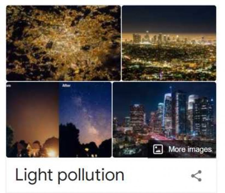 Light Pollution and FAQ's