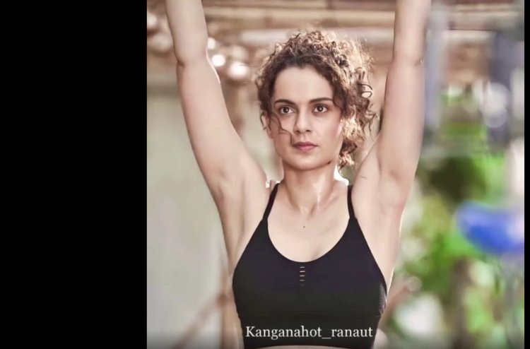 Kangana and the only Kangana Ranaut: Hottest Photos ever seen