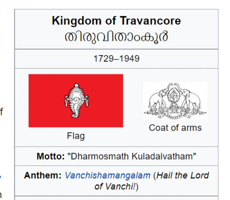 25 Simple (But Important) Things To Remember About The Kingdom Of Travancore.