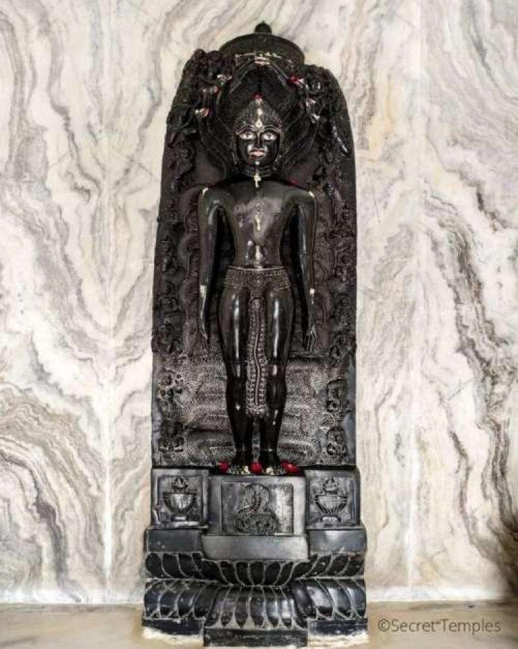 Interesting Facts of Adibudji Jain temple is also known as Padmavati-Mandir