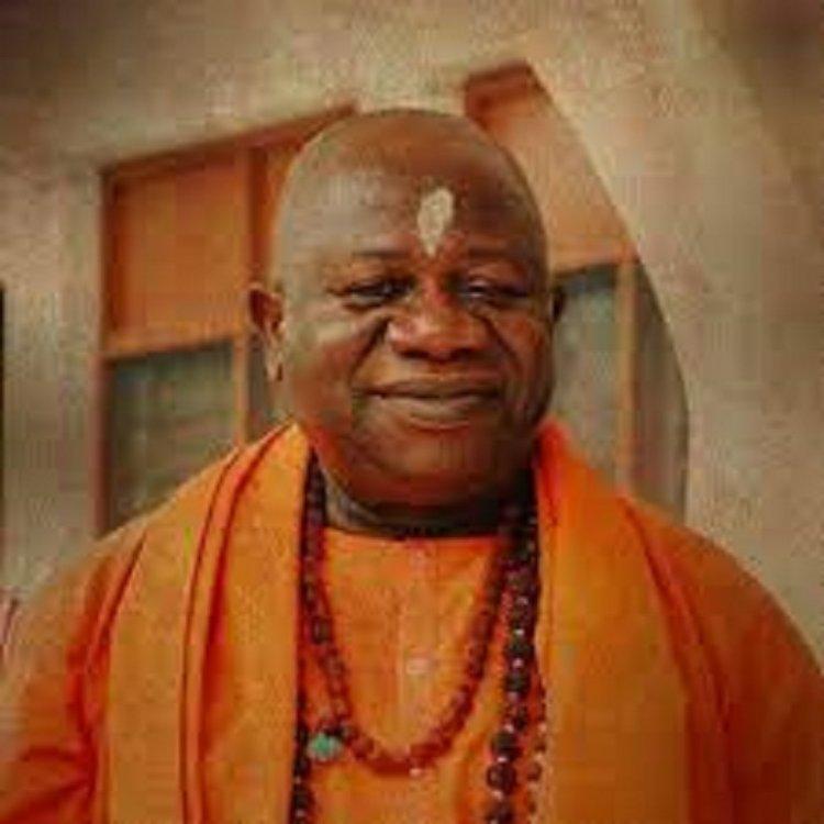 Swami Ghanananda (Ghana) : The first Hindu Temple Builder in Africa