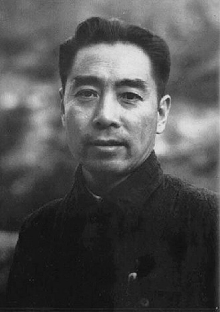 """The term """"line of actual control"""" is said to have been used by Chinese Premier Zhou Enlai"""