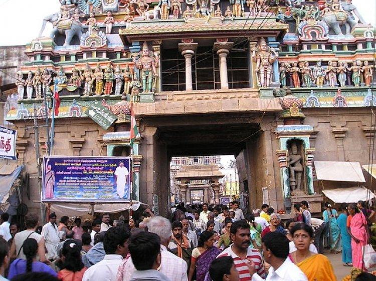 A short Note on Ranganathaswamy Temple, Srirangam