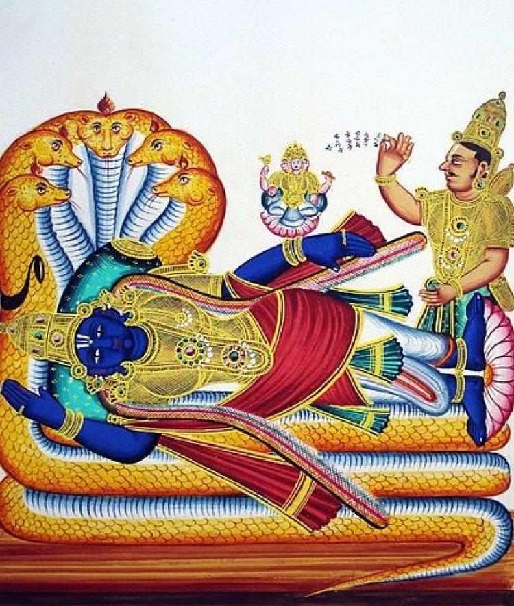 Puranical Story - Ancient Story of SriRangam