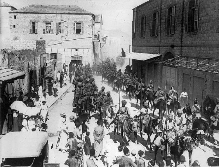 Why Israelis are paying tribute to Indian soldiers- Interesting Facts about Battle of Haifa (1918)