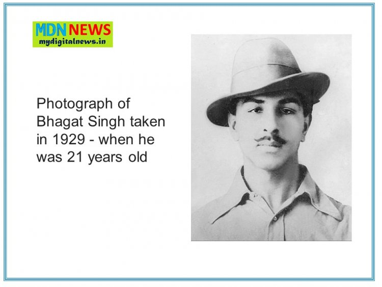 An Essay on Bhagat Singh Then Criminal in Colonial Era Now The legendary Youth ICON