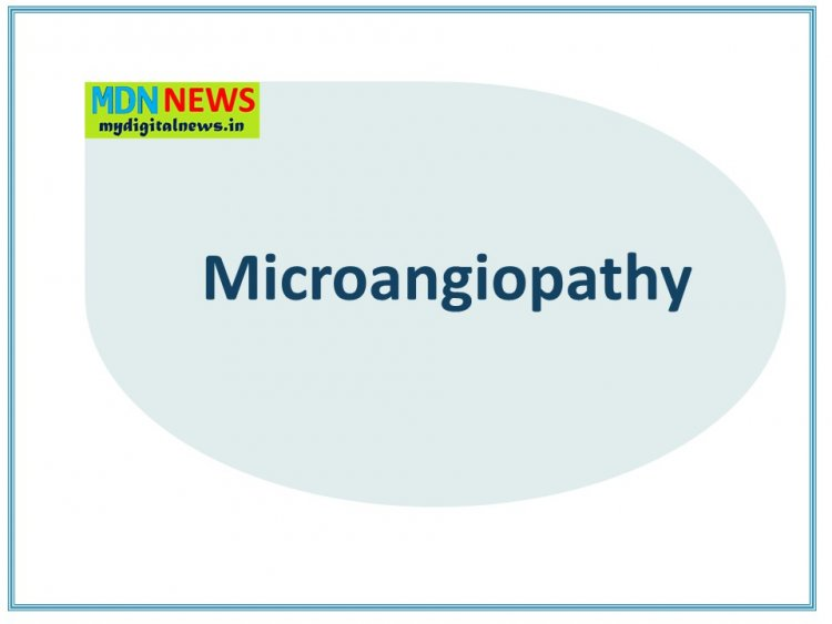 Seven Things You Didn't Know About Microangiopathy