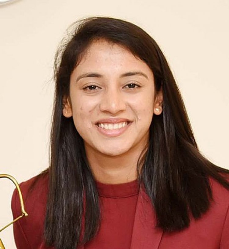 What You Can Learn From A Person Like Smriti Mandhana