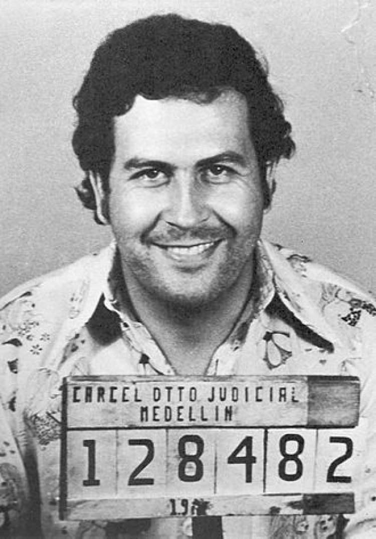 A short Note on Pablo Escobar the founder of the Medellín Cartel